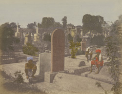Cemetry [sic] (Circular Road), Calcutta